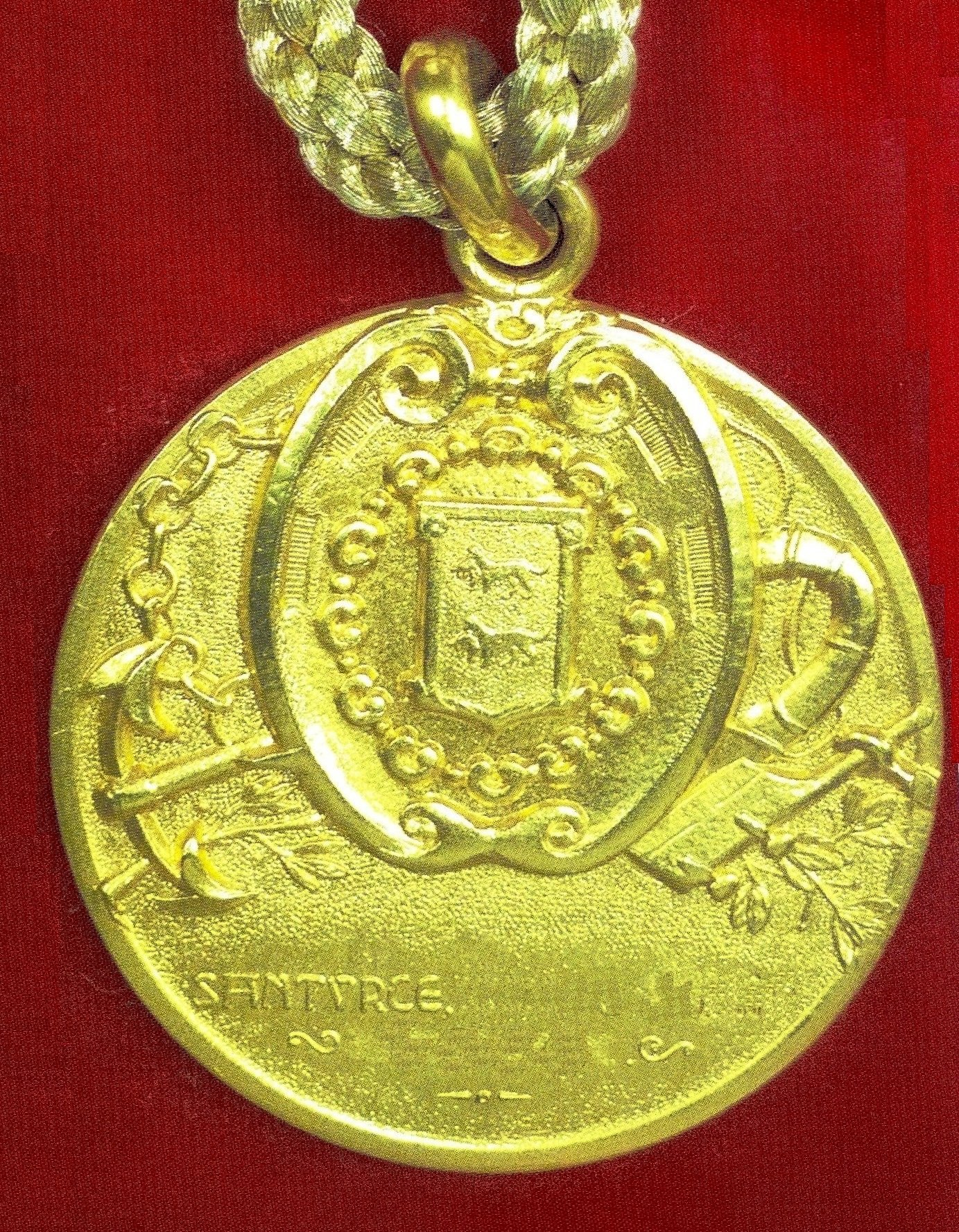 Medalla de Oro de Santurtzi
