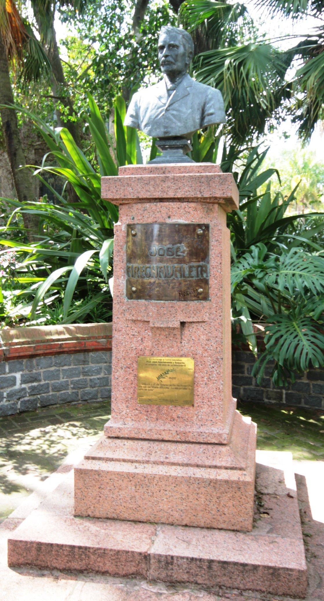 Busto de Aretxabaleta