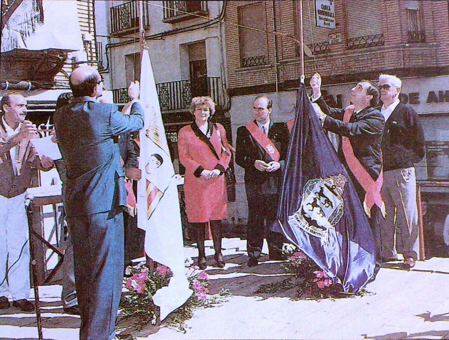 Hermanamiento con Cariñena-2 (1994)