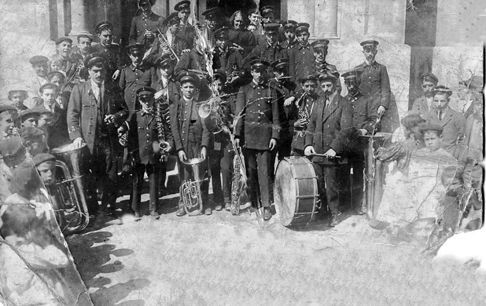 Banda de música 1915-3
