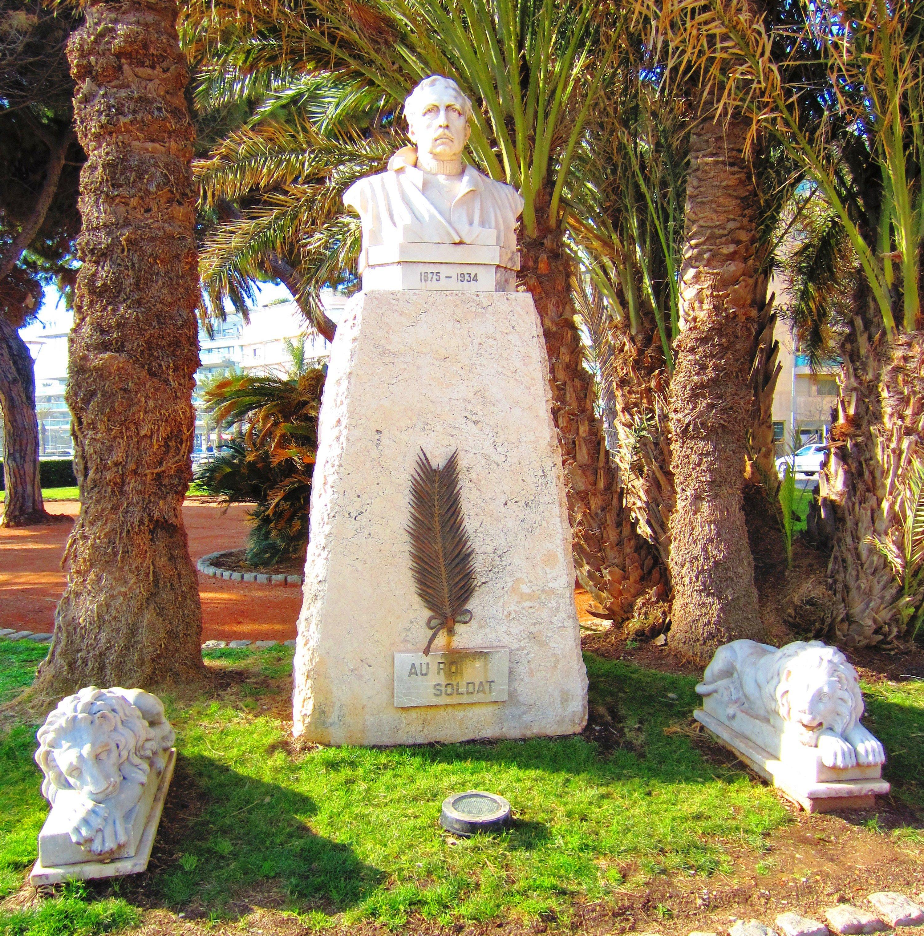 statue_albert_1er_antibes
