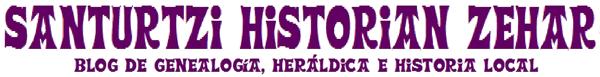 Santurtzi historian zehar Logo