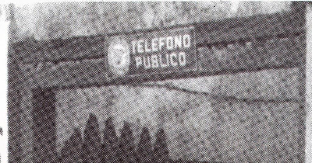 telefóno público santurtzi