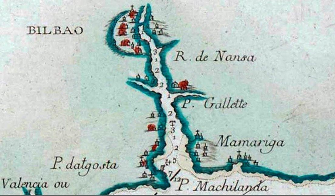 1783 province des quatre villes